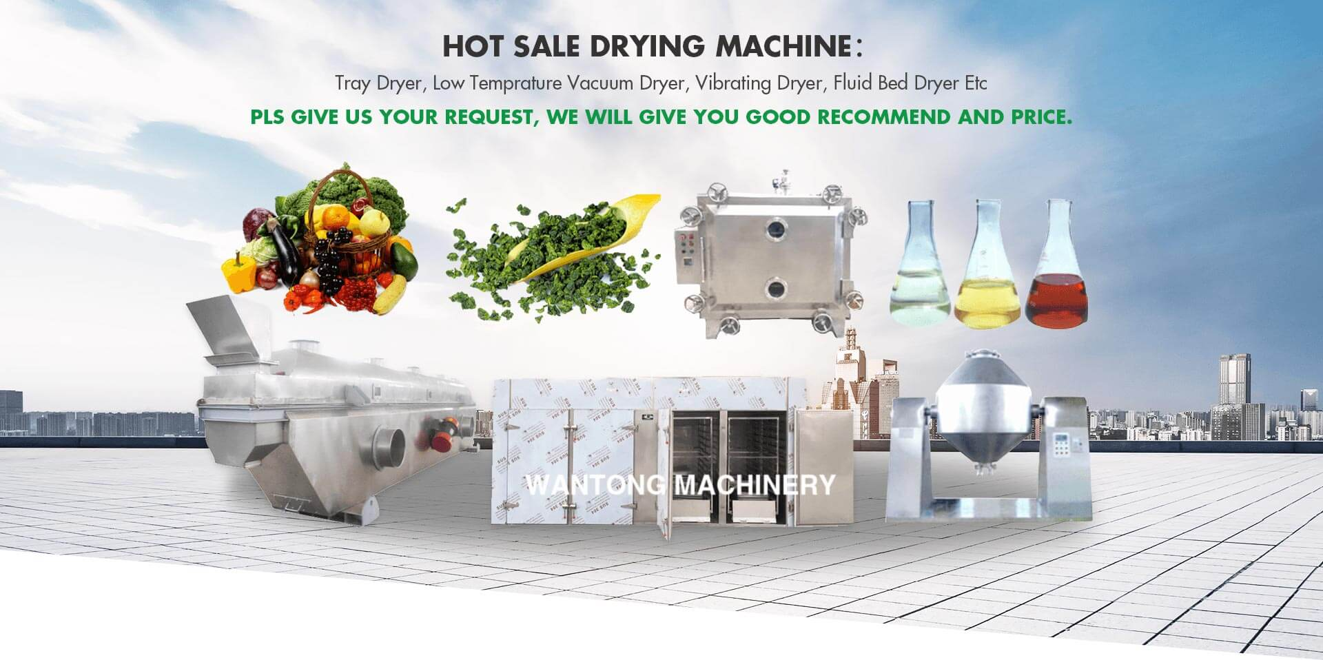 Hot sale drying machine