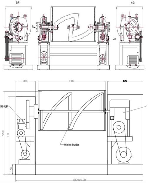 CH Z Arm Mixer