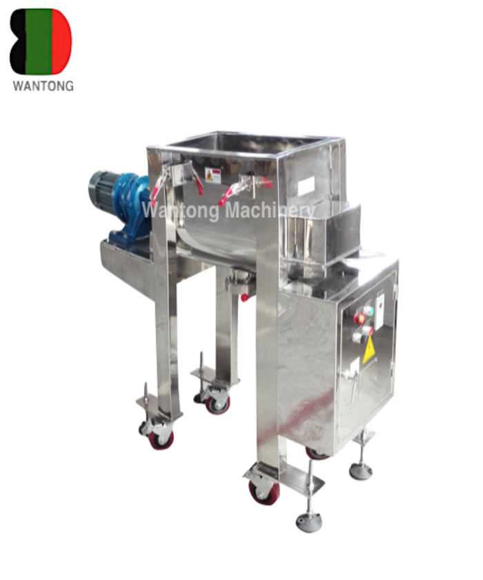 What Are The Advantages Of Horizontal Ribbon Mixers In The Chemical Industry?