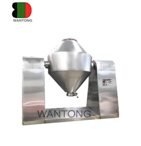 Low-Temperature Double Cone Vacuum Dryer