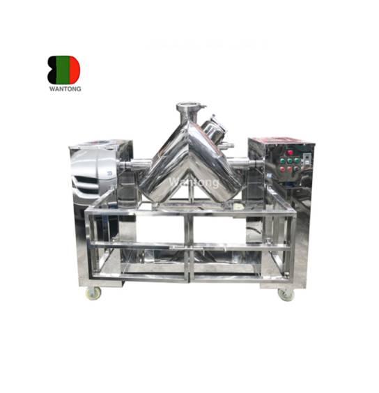 V-type mixer