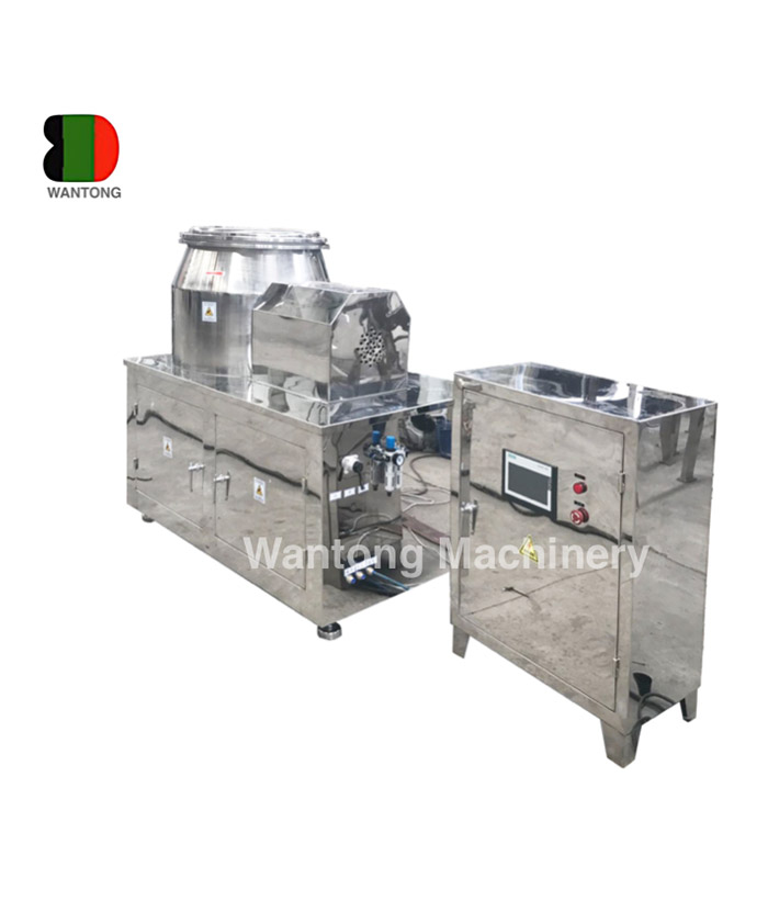 GHL Rapid Mixing Granulator