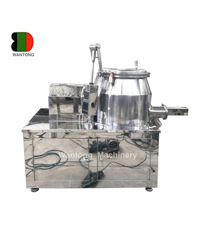 GHL Rapid Mixing Granulator