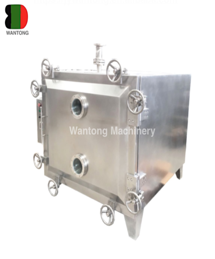 low temperature vacuum dryer dehydrator