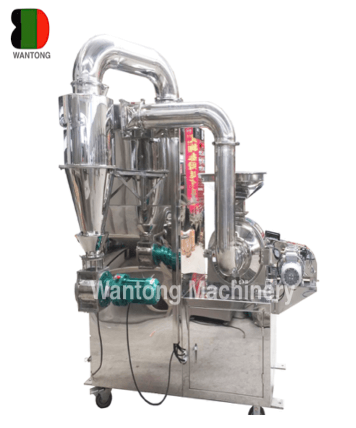 ultra fine powder making machine