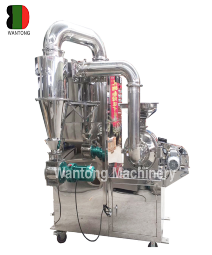ultra fine powder making machine