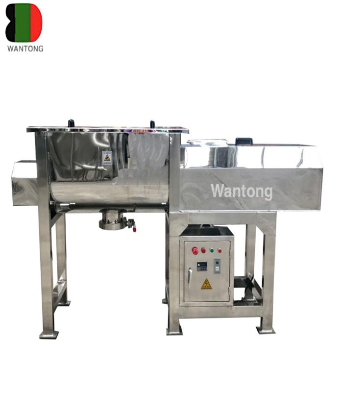 ribbon mixing machine