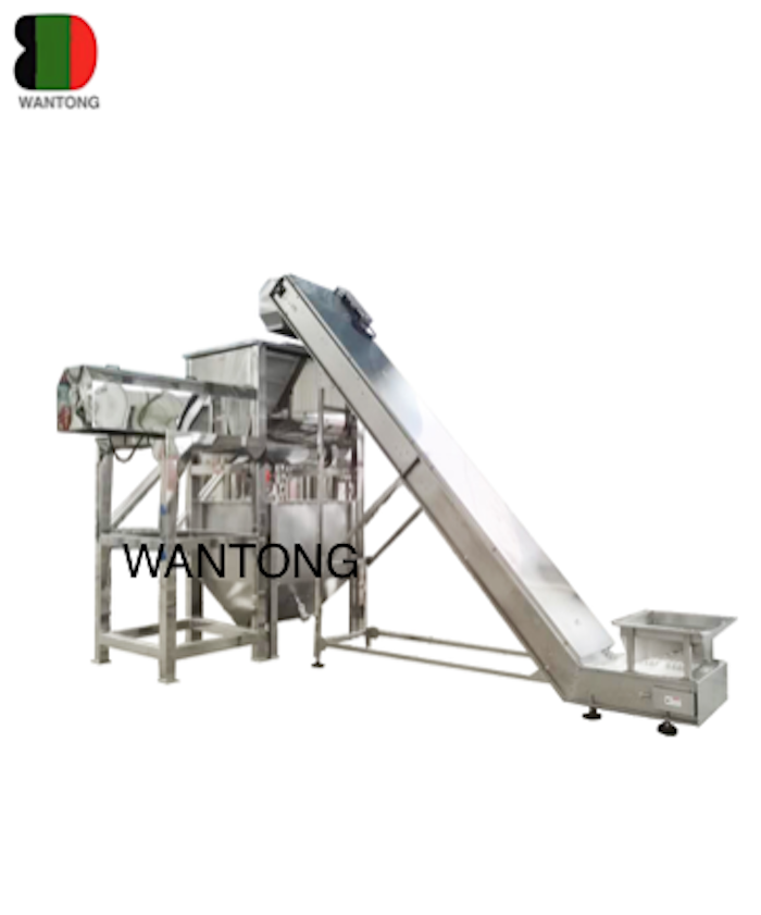 ribbon mixing machine