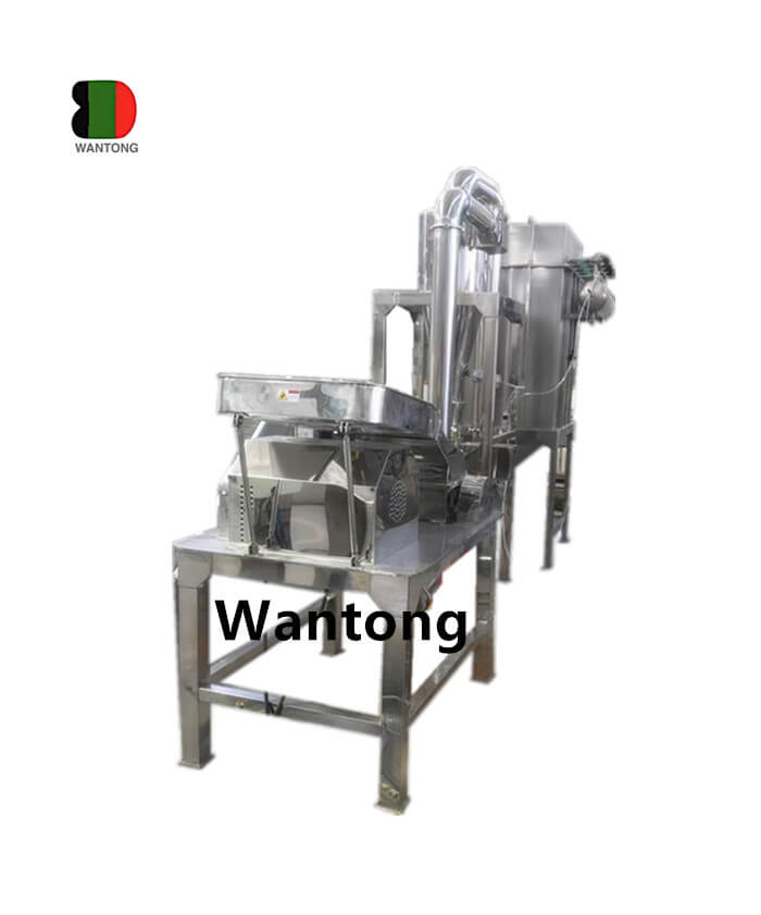 GFSJ Hammer Pulse Dust Collector grinding machine